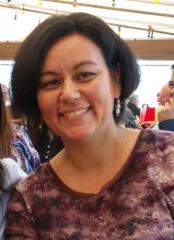Evangelina Palma : Vice President Rank & File